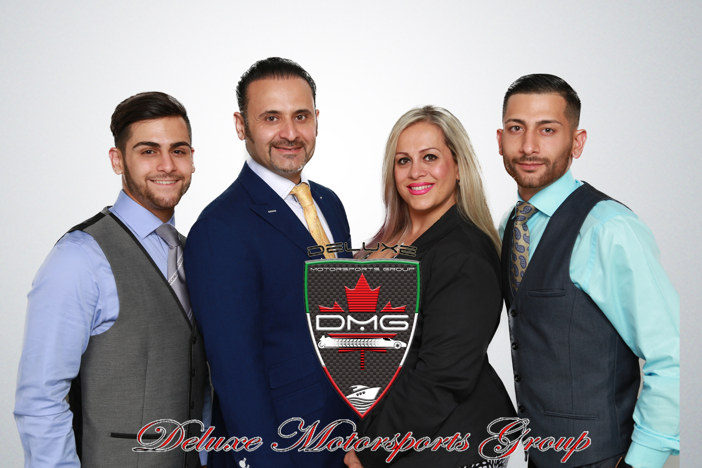 The DMGPro Team