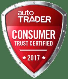 AutoTrader Consumer Trust Certified 2017>